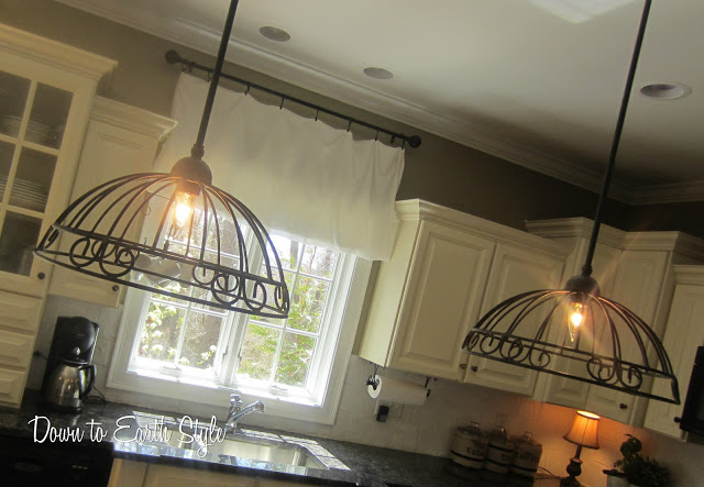 12 Awesome DIY Light Fixtures from Upcycled Items